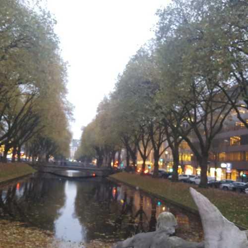 Dusseldorf centre