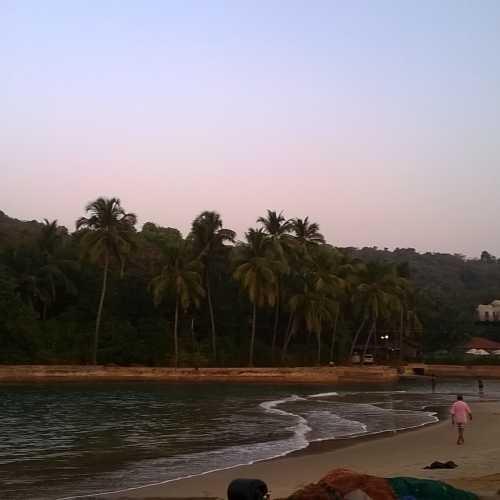Река Бага-место где впадает в море
