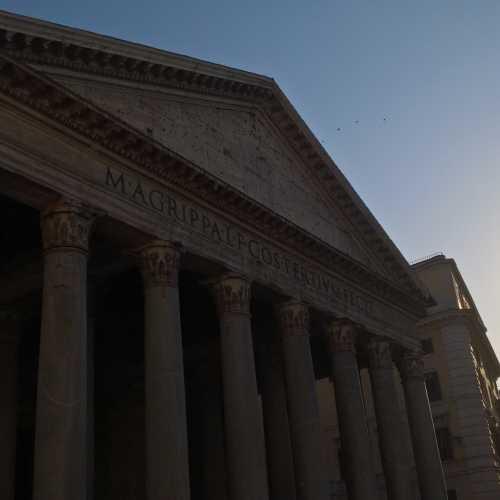 Pantheon, Italy