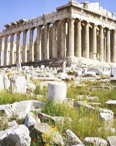 Парфенон, Greece