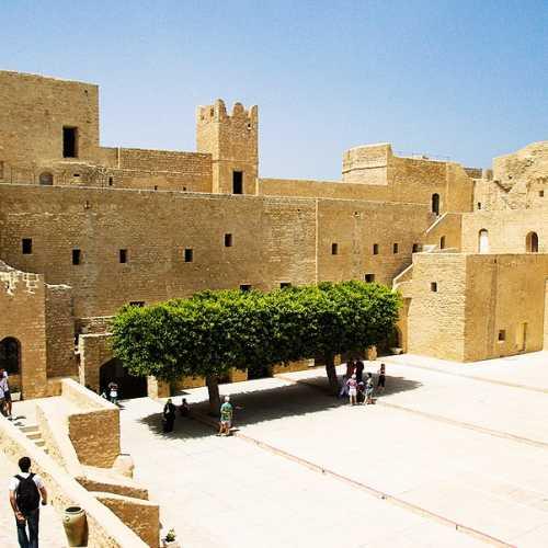 Крепость Рибат Хартем, Тунис