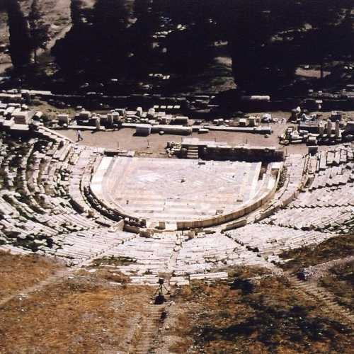 Theatre of Dionysus, Greece