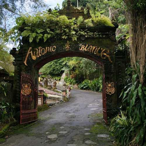 Музей Антонио Бланко, Indonesia