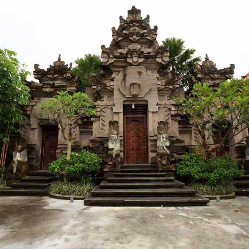 Музей Пури Лукисан, Indonesia