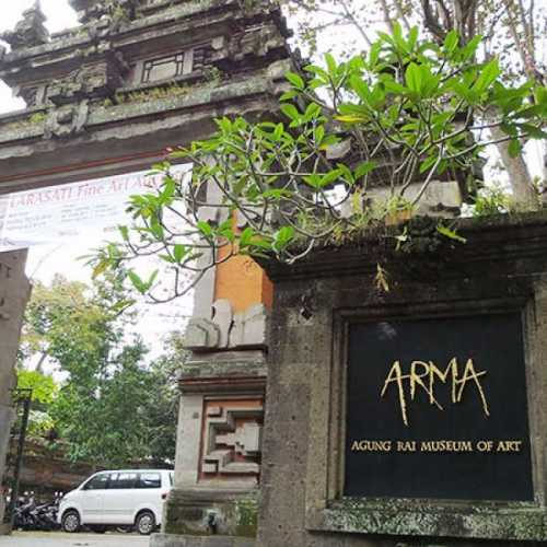 Художественный музей Агунг Рай (АРМА), Indonesia