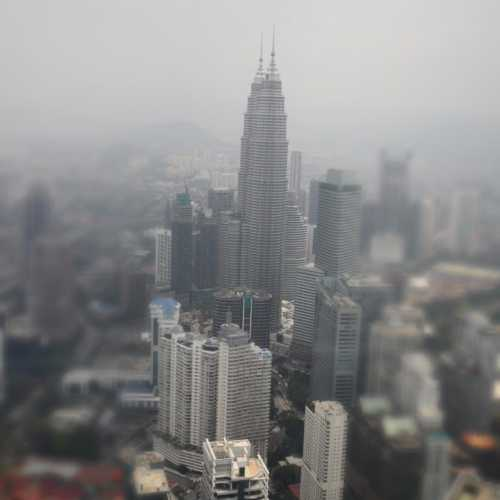 Kuala Lumpur Tower, Malaysia
