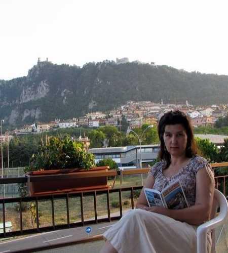 у подножья горы Титано в Сан-марино