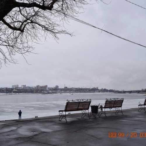 Зимний сон реки Ангары