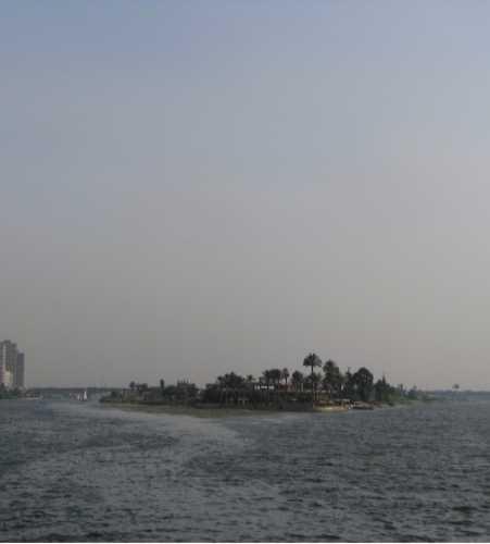 р.Нил в Каире