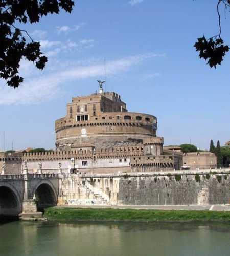 Рим, замок Ангела