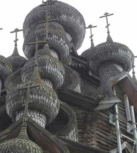 Кижи, Россия