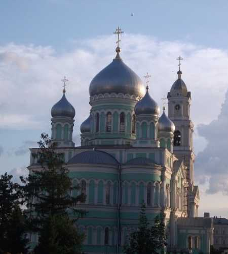 Дивеево, Россия
