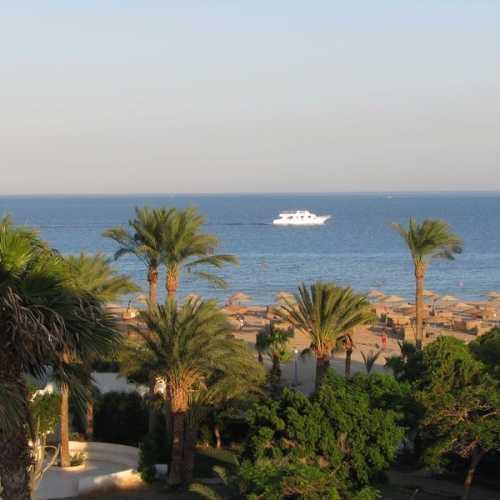 Бур-Сафага, Египет