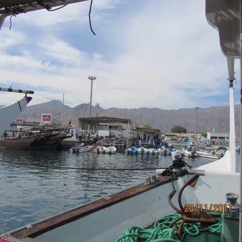 Дибба, Oman
