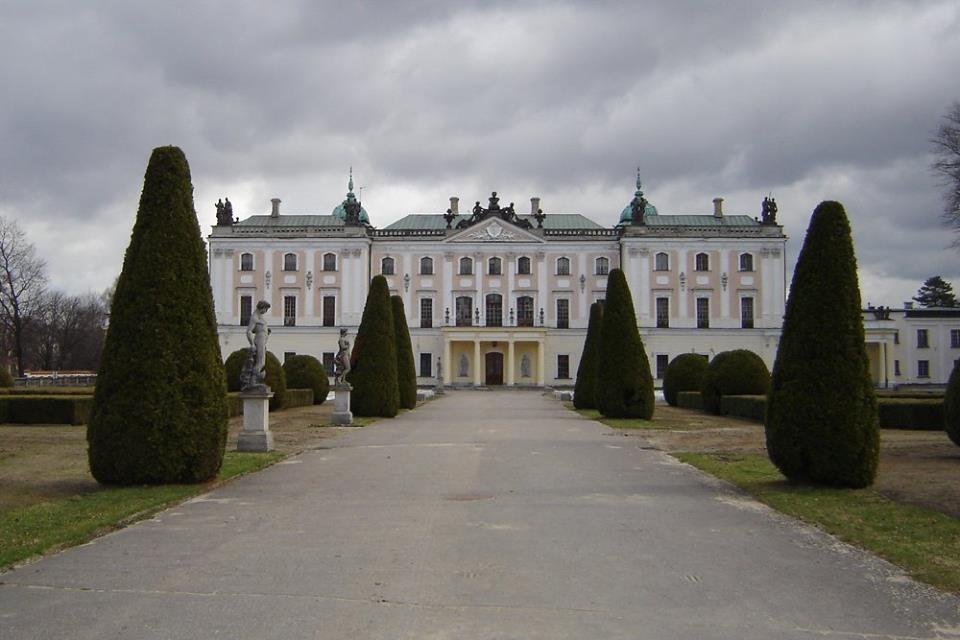 15 красавіка 2006 года. Беласток. Палац Браніцкіх #Białystok #Белосток #Беласток #Bielastok
