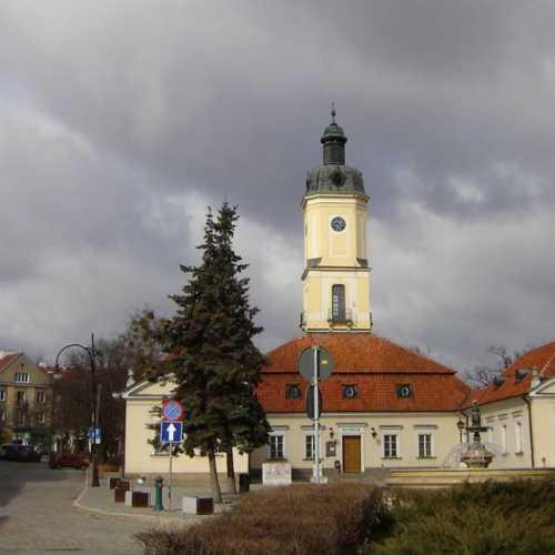 15 красавіка 2006 года. Беласток. Старая Ратуша. #Białystok #Белосток #Беласток #Bielastok