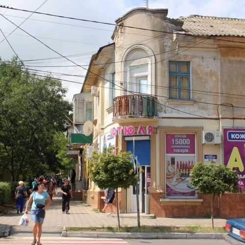 Белгород-Днестровский, Украина