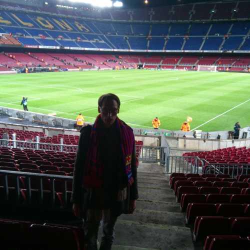 Камп Но́у ( Camp Nou)