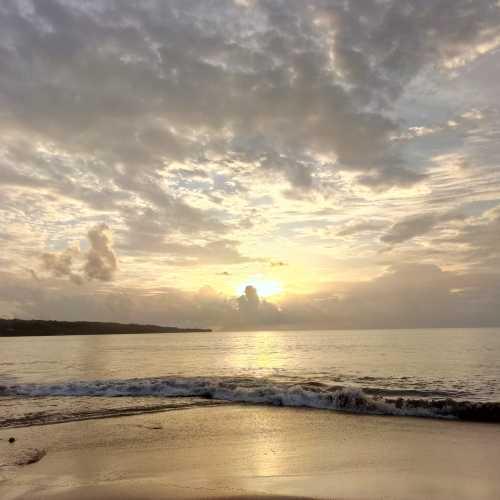 Пляж Джимбаран.