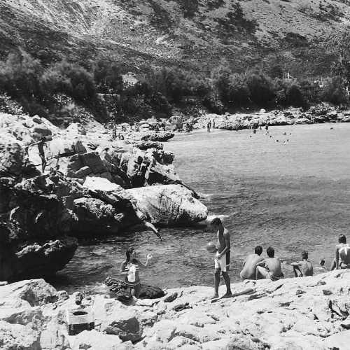 Riserva Naturale Orientata Di Capo Gallo, Italy