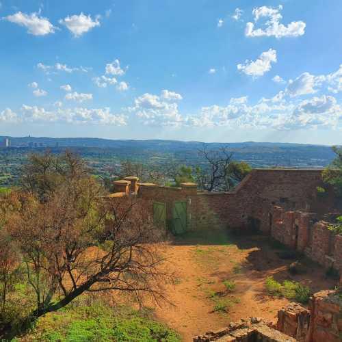 Fort Wonderboompoort, ЮАР