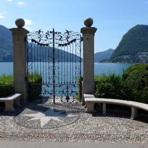 озеро Лугано, Switzerland