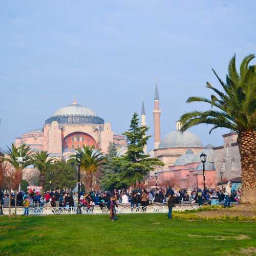 Собор Святой Софии, Турция