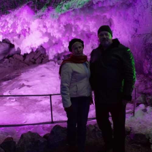 Kungur Ice Cave, Russia