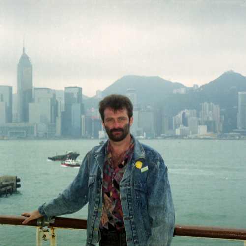 Гонконг (Ещё не Китай)