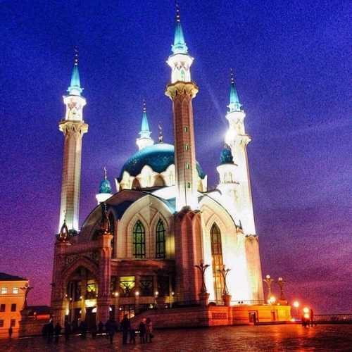 Kazan Kremlin, Russia