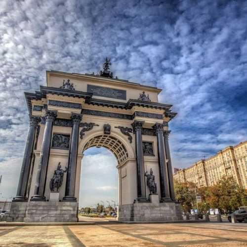 Триумфальные ворота, Россия