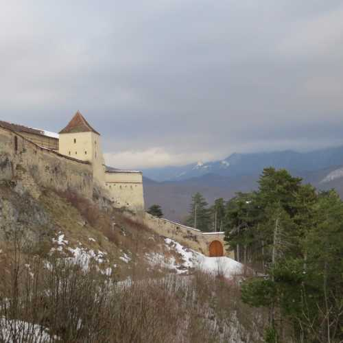 Замок Рышнов, Romania