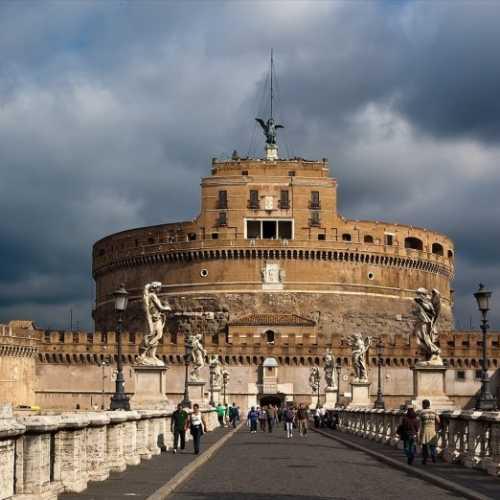 Замок Святого Ангела, Vatican