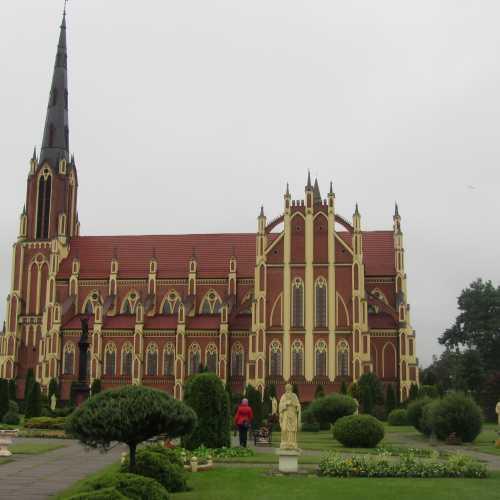 г.Гервяты <br/> Костёл Святой троицы