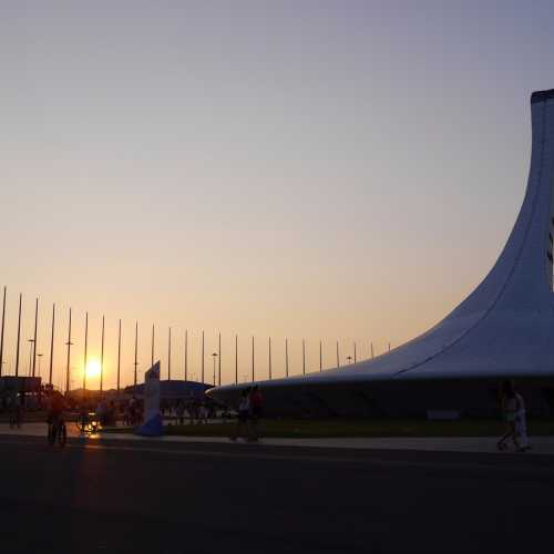 Olympic Park, Russia