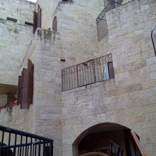 Дома ортодоксальных евреев