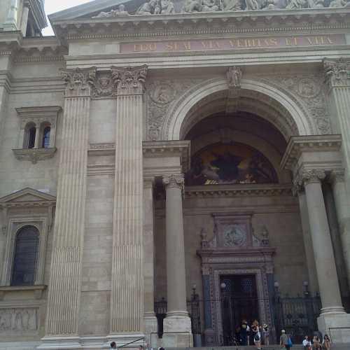 St. Stephen's Basilica, Hungary