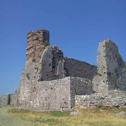 Розафа крепость, храм