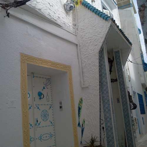 Медина, двери