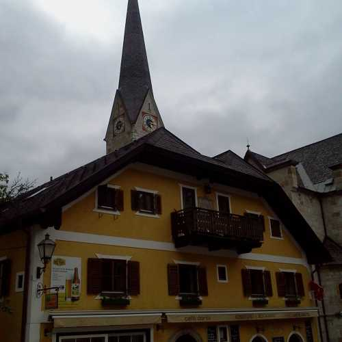 Шпиль церкви