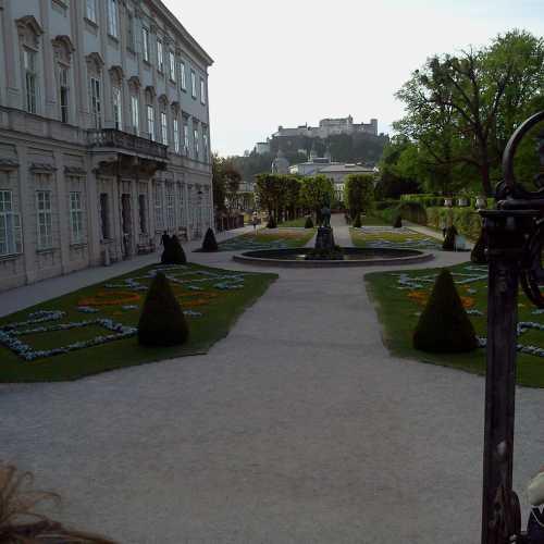 Mirabel Garden, Austria