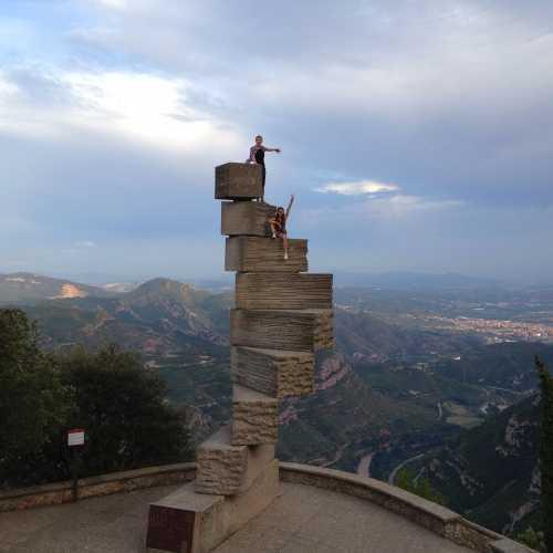 Монсеррат, Испания