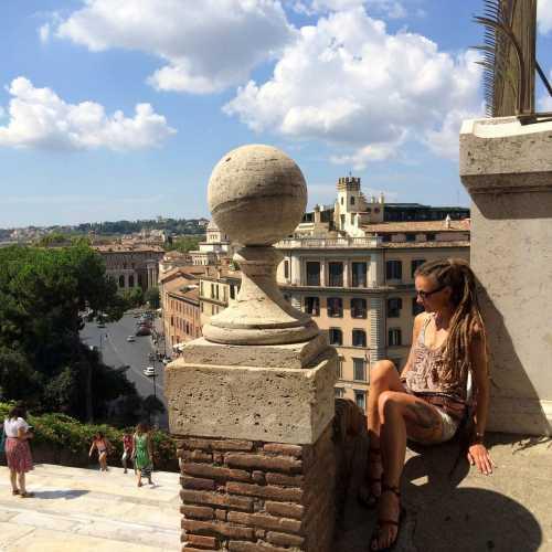 Piazza del Campidoglio<br/> Roma
