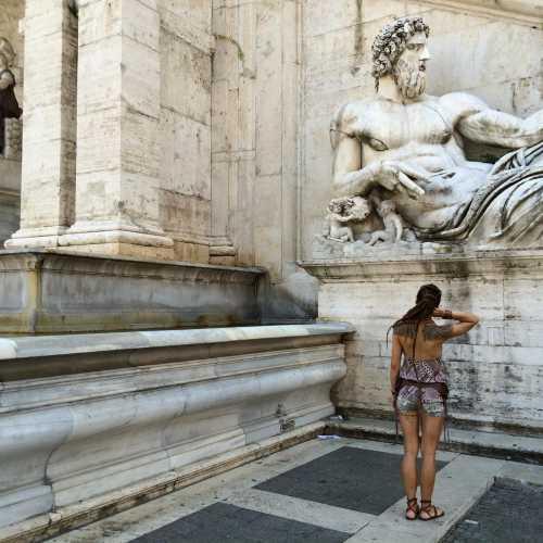 Piazza del Campidoglio<br/> Rome