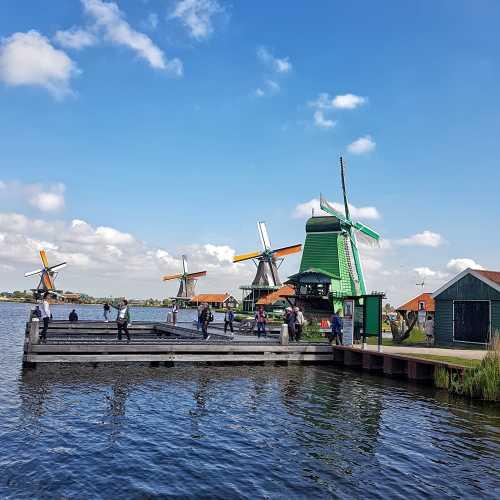 Зансе-Сханс, Нидерланды