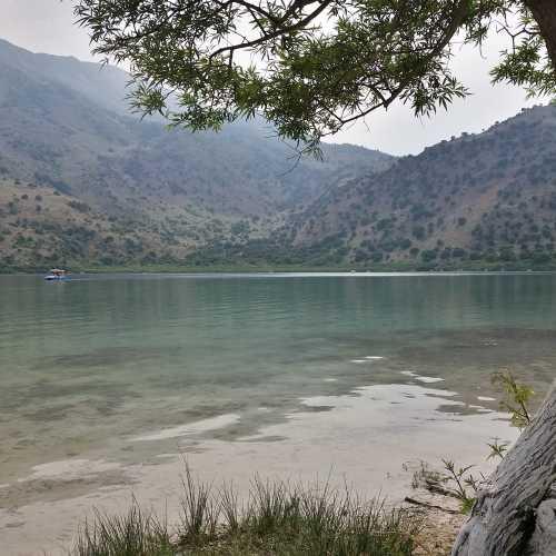 Lake Kournas, Greece