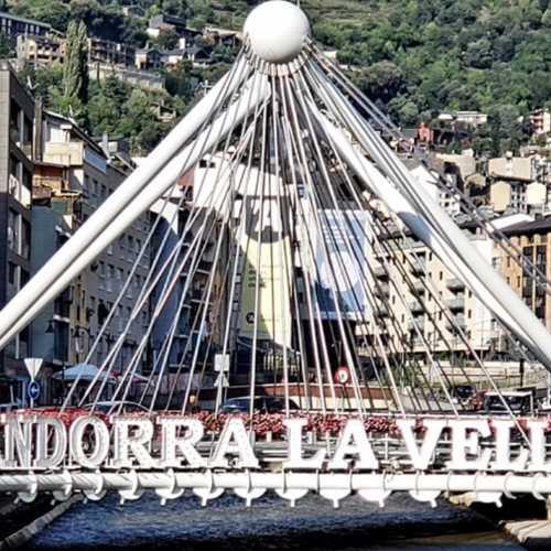 Andorra la Vella Bridge