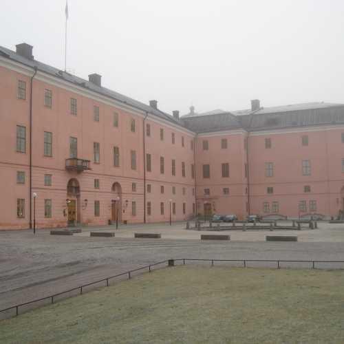 Замок Уппсалы. (04.01.2012)
