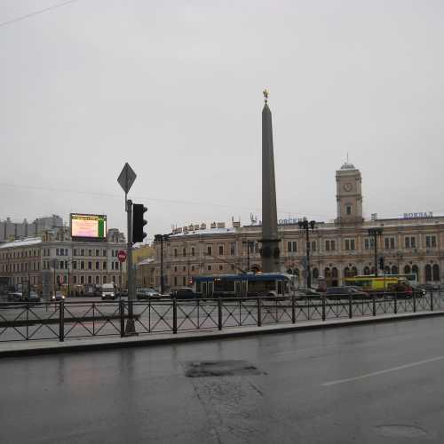 Санкт-Петербург. (09.01.2012)