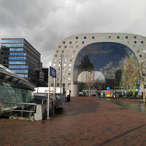 Роттердам. Марктхал. (17.03.2019)